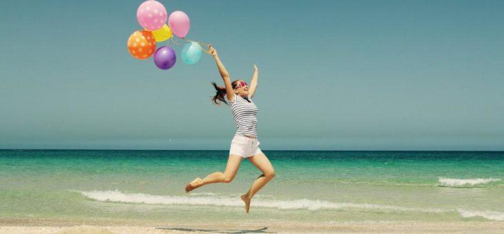Happy durchs Leben: Glück ist Einstellungssache