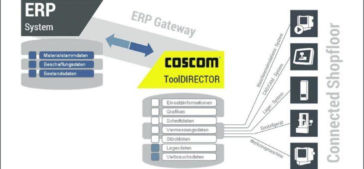 Toolmanagement-Prozess im Griff – ToolDIRECTOR mit TCI für prozessfähige Werkzeugdaten