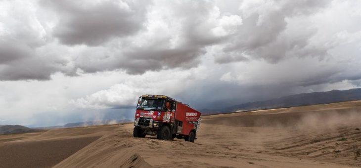 Rally Dakar 2017: Vielversprechender Start für Renault Trucks mit MKR Adventure