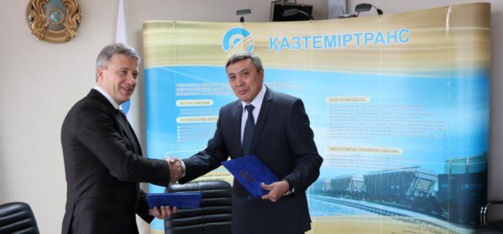 Schaeffler Gruppe nutzt Geschäftschancen für Industrie in Kasachstan