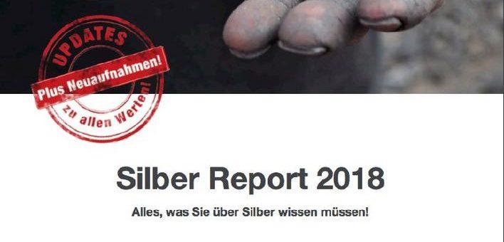 Was Sie über Silber wissen sollten – Silber Report 2018