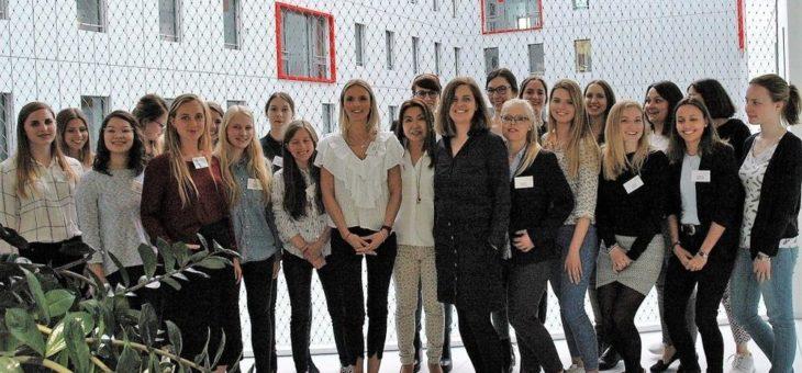 FocusFrauen-Initiative der Hochschule Worms baut Austausch mit der Wirtschaft aus