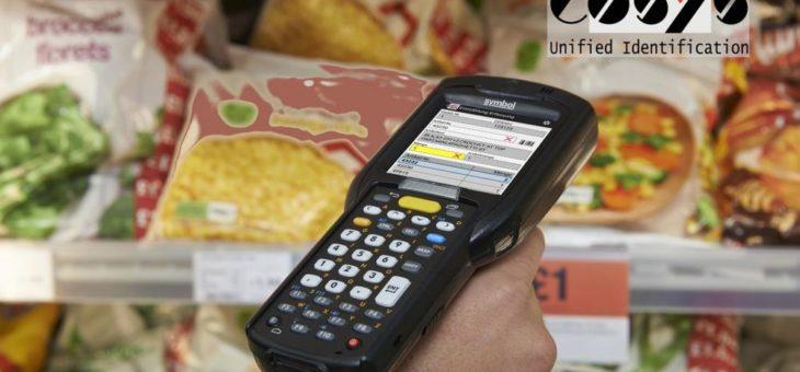 Motorola MC3000 Reihe mit COSYS Software für Ihren Zeitraum der Inventur