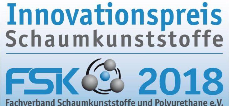 FSK schreibt Innovationspreis 2018 für Schaumkunststoffe aus