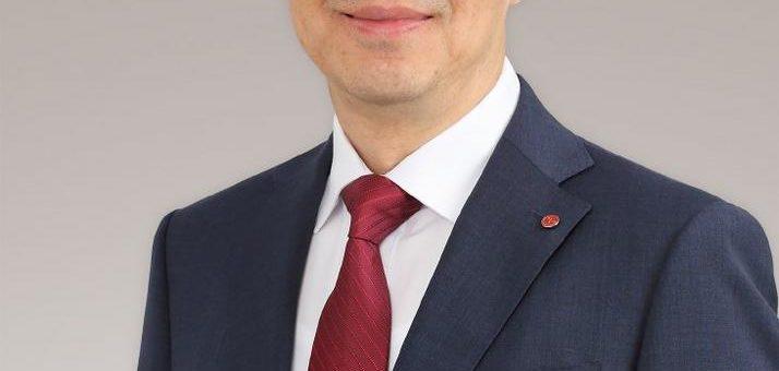 CEO und CTO von LG Electronics – gemeinsamer Auftritt zur neuesten Strategie und Schlüsseltechnologie Künstliche Intelligenz (KI/AI)