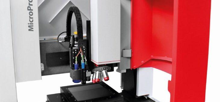 FRT GmbH und Fraunhofer ENAS stellen gemeinsam ein Oberflächenmessgerät mit Thermoeinheit für die Charakterisierung lateraler und vertikaler Probenverformungen im Nanometerbereich vor