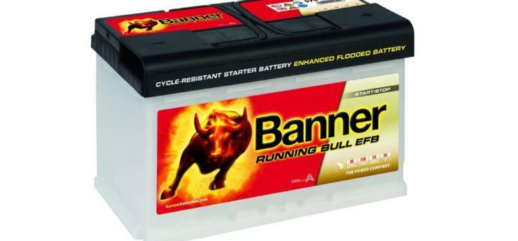 Banner Batterien Geschäftsjahr 2017/18