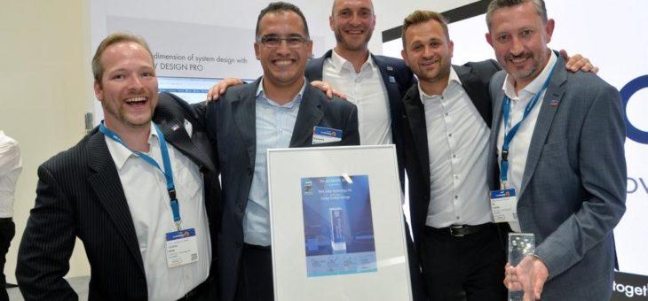 Doppelt ausgezeichnet: SMA gewinnt ees Award und smarter E Award auf der Intersolar 2018