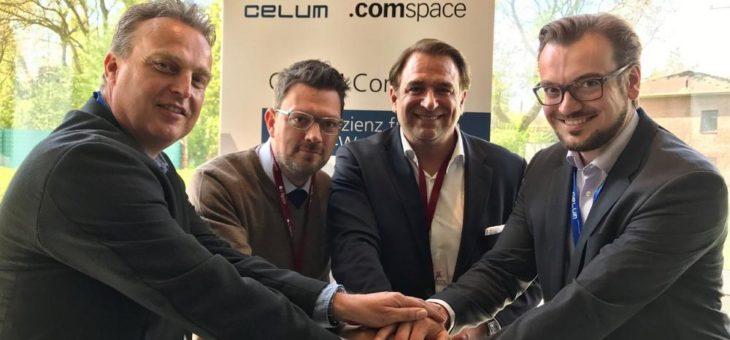 Verzahnte Systeme: Connector von comspace verbindet FirstSpirit CMS und CELUM DAM
