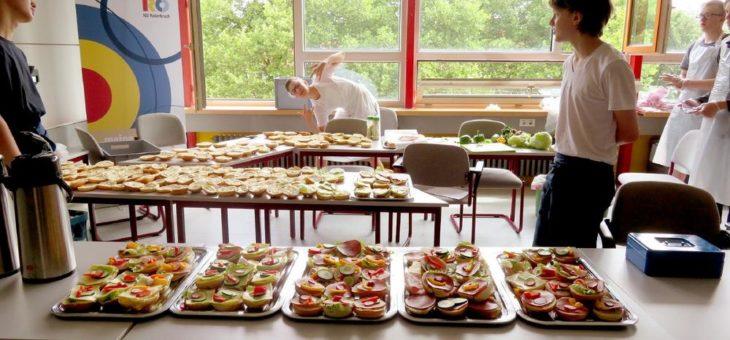Realschule Espelkamp führt Lernbetrieb TALEB durch