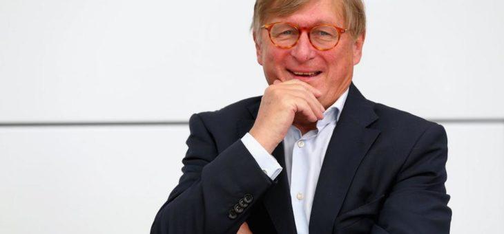 Flughafenchef Dr. Michael Kerkloh feiert seinen 65. Geburtstag