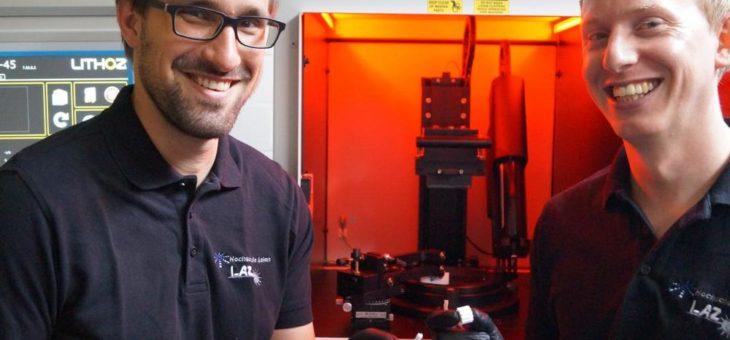Hochleistungskeramik und Hartmetalle aus dem 3D‑Drucker