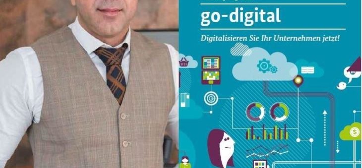 Online Media Partners ist autorisiertes Beratungsunternehmen im Förderprogramm go-digital des BMWi