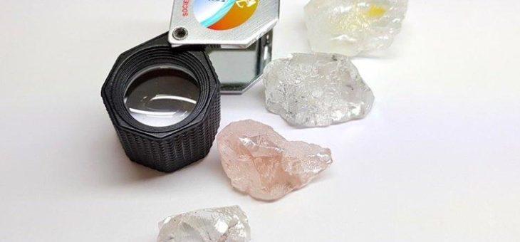 Lucapa Diamond: Weiterer Fund von mehr als 100 Karat