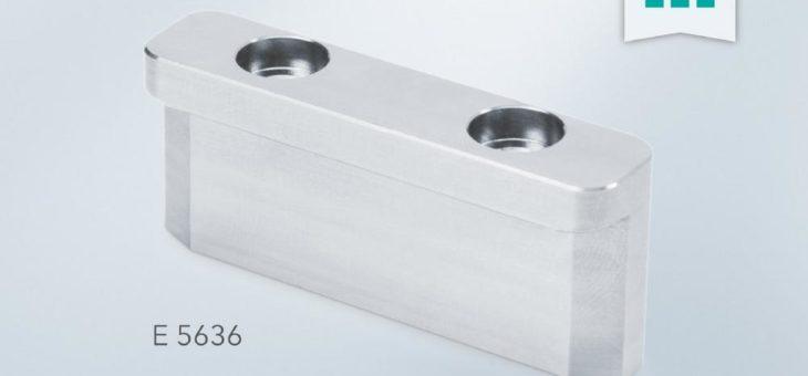 E 5636 Streifenführungsleiste in den Längen 60 und 100 mm