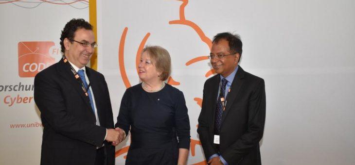 Universität der Bundeswehr München und IBM starten IBM Q Hub