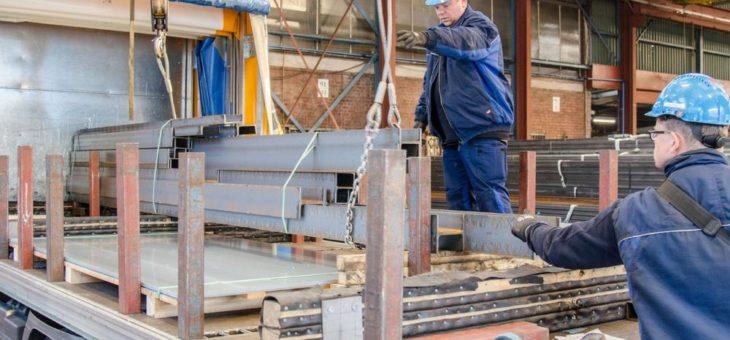 Formschluss im Stahltransport: Mit Sicherheit mehr Effizienz