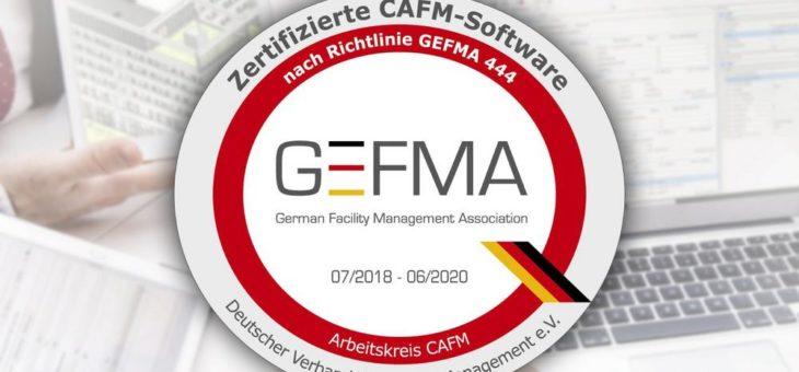 Inklusive BIM – IMSWARE zum 5. Mal GEFMA 444 zertifiziert