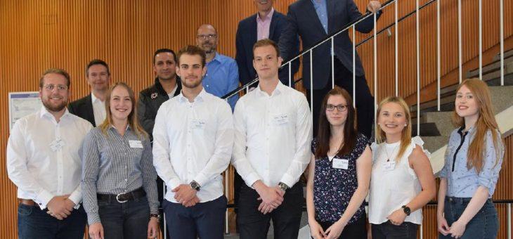 Dualer Studiengang Management im Handel B.A. erarbeitet Konzept zur Standortoptimierung für die STAPLES (Deutschland) GmbH