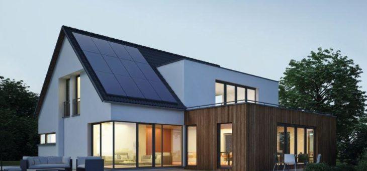 3 Solarmodule erzeugen bereits 1000 KWh