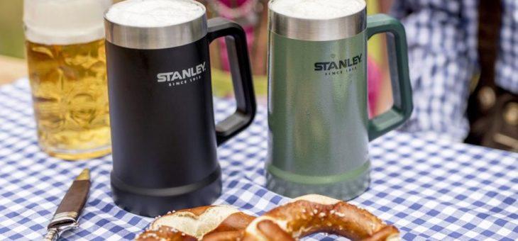 Der ultimative Bierkrug mit Vakuumisolierung – der Stanley Adventure Vacuum Stein
