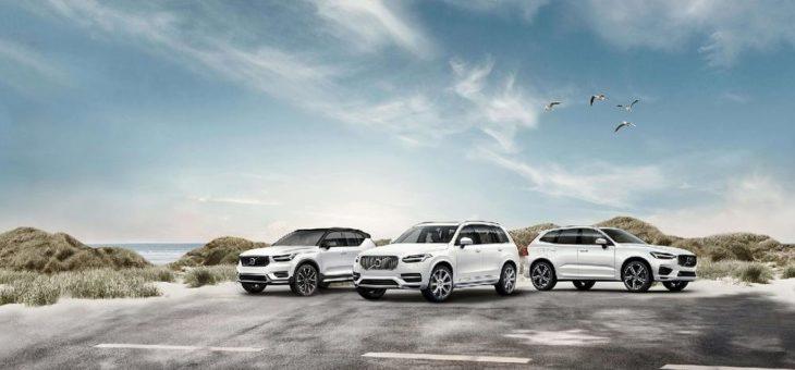 """Perfekt für den Inselurlaub: Mit der """"Schwedenflotte auf Sylt"""" die neusten Modelle von Volvo kostenlos Probe fahren"""