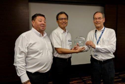YXLON zeichnet seine erfolgreichsten Agenten in Asien aus