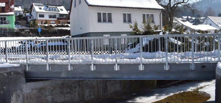 Brücken in Schnellbauweise