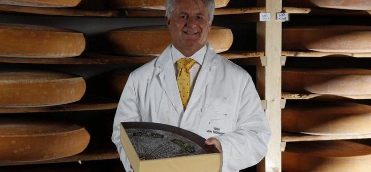 Inernational Cheese Awards 2018: Schweizer Affineur Walo erneut erfolgreich