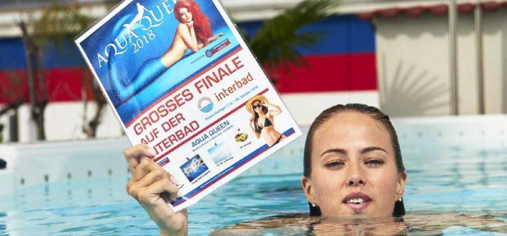 Wassernixen gesucht: Whirlpools World kürt die Aqua Queen 2018