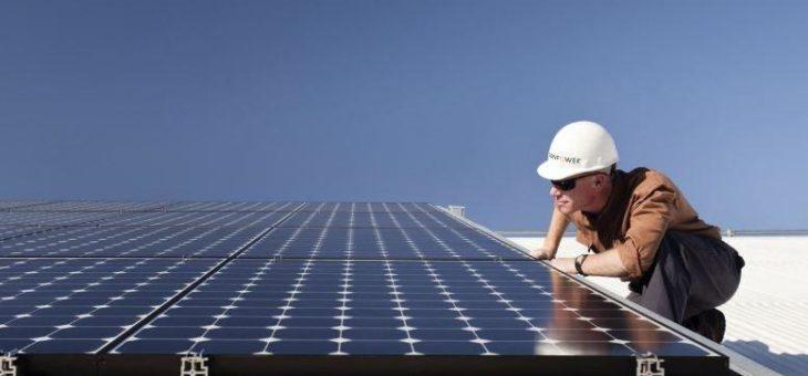 Solarreinigung vom Profi für Photovoltaik