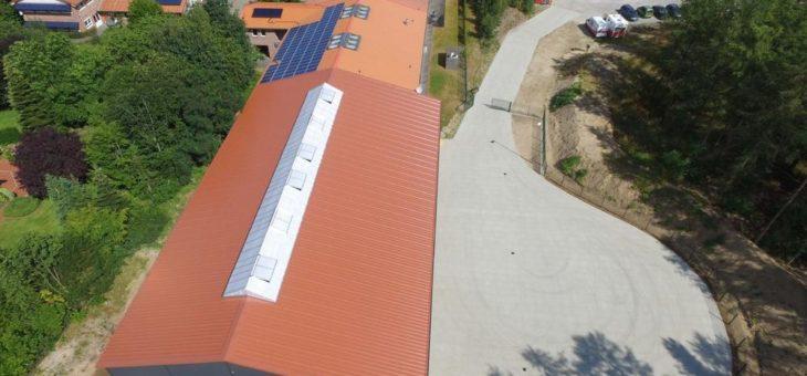 Esders GmbH nimmt Erweiterungsbau mit neuem Automatiklager in Betrieb