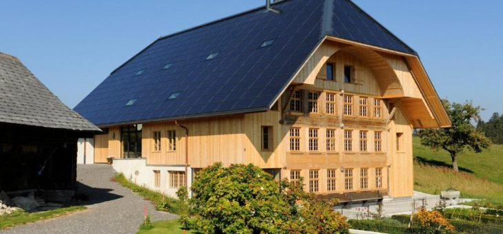 3S Solar Plus AG ist wieder eigenständig – Das Original Schweizer Solardach MegaSlate wird weiter in Thun produziert