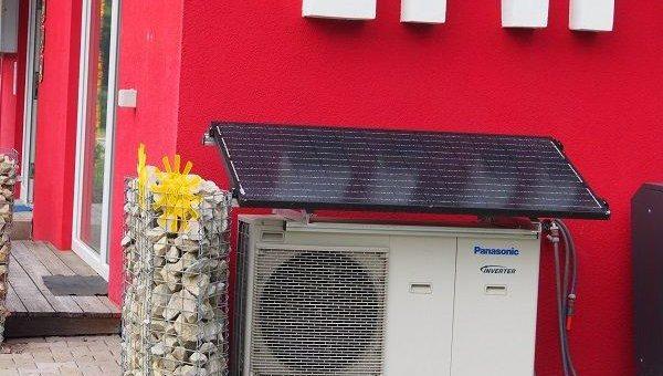 Wärmepumpen nutzen die Energie der Luft – ideal bei bestehenden Häusern