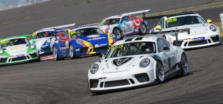 Porsche Sports Cup startet in die zweite Saisonhälfte