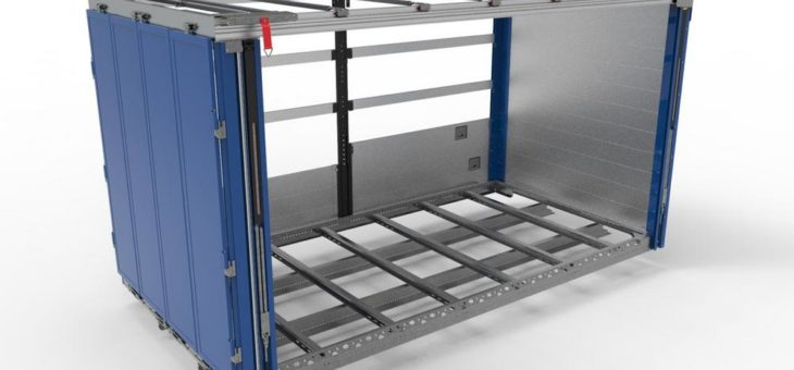 IAA: Elting und WIHAG kooperieren bei Curtainsider in Aluminium-Bauweise