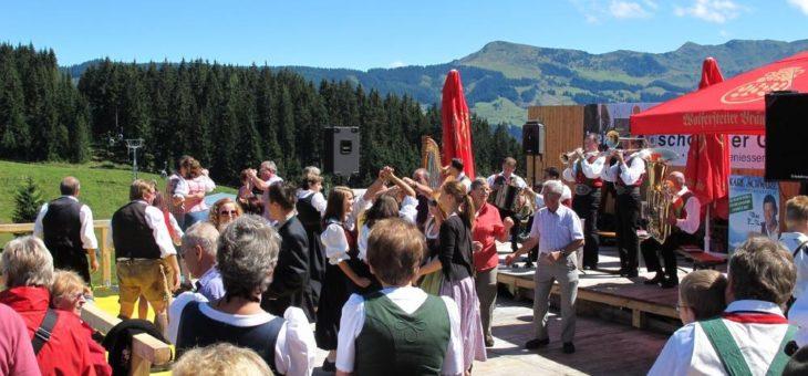 Franz Posch beim Tanzlmusigfest