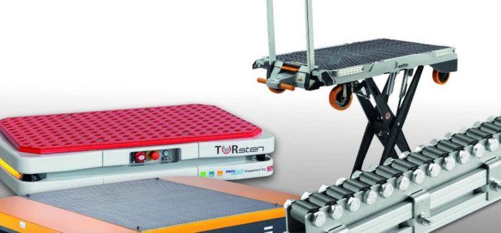 Motek: TORWEGGE zeigt neue Produkte zur Verbesserung der Ergonomie in Produktion und Montage