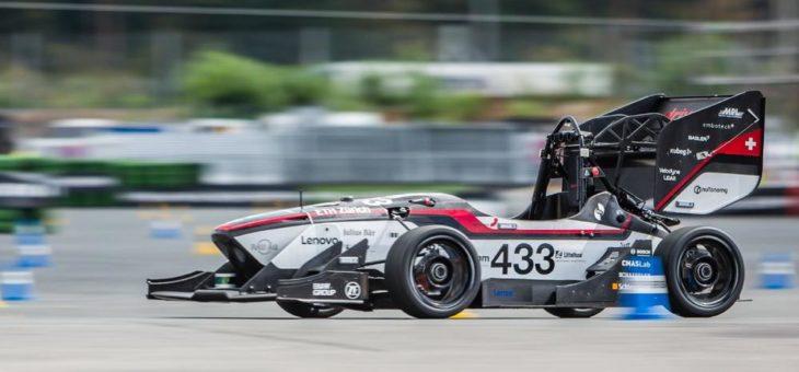 Formula Student Germany 2018: Teams aus Stuttgart und Zürich als Sieger