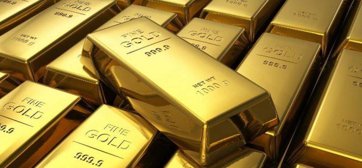 Gold steht kurz vor der Bodenbildung