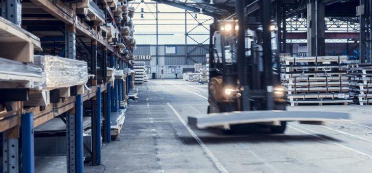 Neuer Werkstoff im Generatorenbau: thyssenkrupp Schulte liefert Material für innovative Lüfterschaufeln aus Aluminium