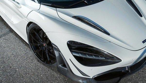 NOVITEC veredelt McLaren 720s und setzt auf Pirelli P Zero Reifen