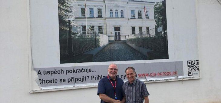 Gratulation zum 30-jährigen Jubiläum beim Kabelkonfektionär CiS electronic GmbH!