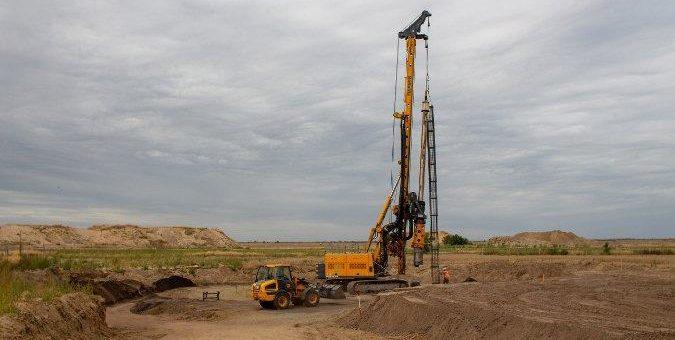 Spezialisten für den Bau von Windparks auf Tagebauflächen