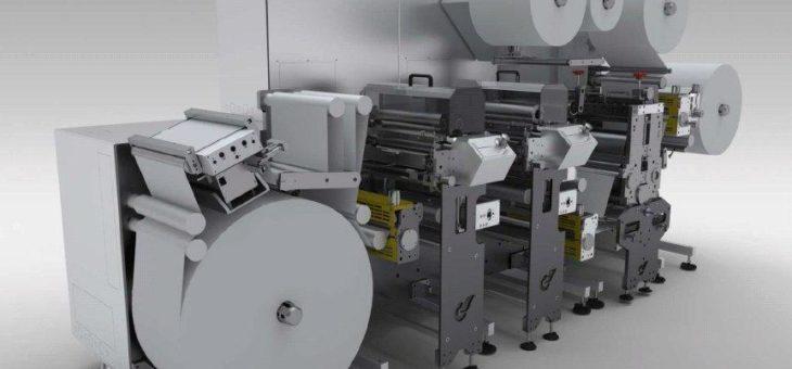 Drescher investiert in eine weitere Lesko Etikettendruckmaschine
