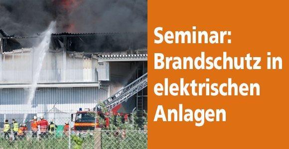 Fast jeder 3. Brand entsteht aufgrund von Fehlern in der Elektroinstallation