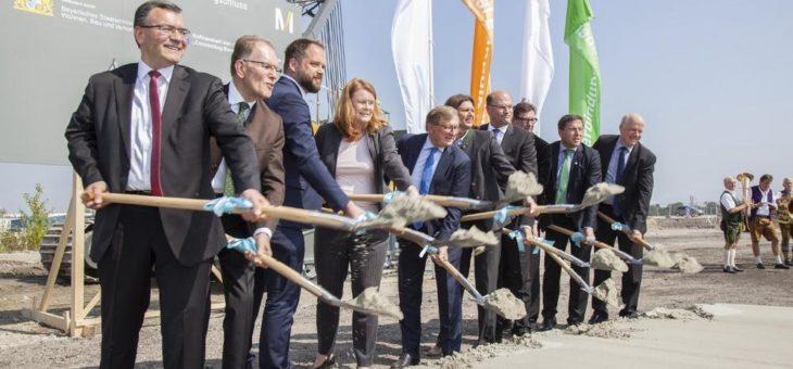 Flughafen München investiert 115 Millionen Euro für Teilstück des Erdinger Ringschlusses