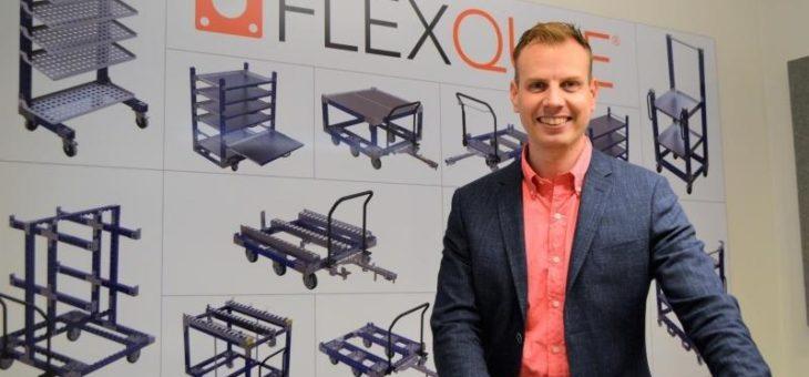 FlexQube erhält Auftrag von Volvo Car US Operations
