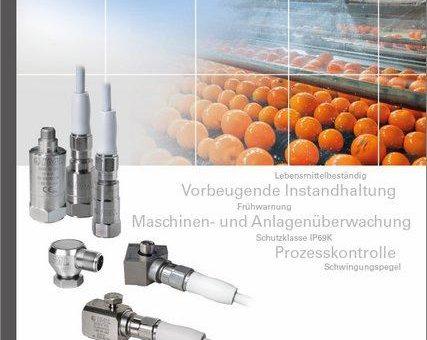 Sensoren und Instrumente für die Nahrungsmittel- und Getränkeindustrie