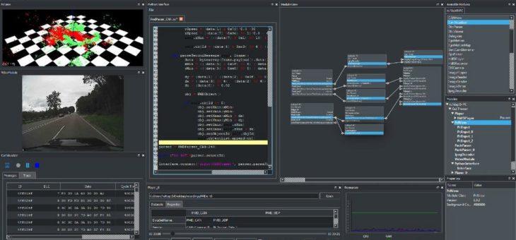 C.FRAME Version 2.2 – nun mit Schnittstelle für Python-Erweiterungen